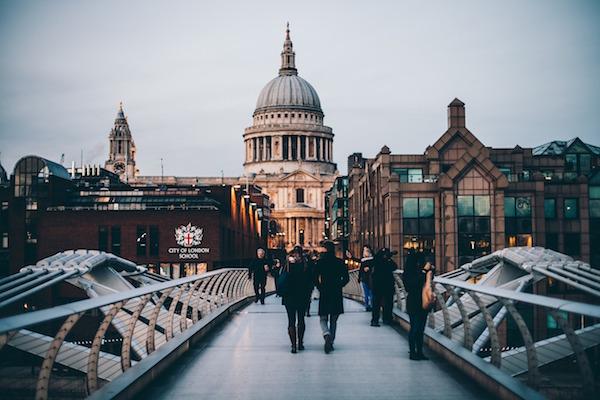 Visiter Londres en 4 jours : St Paul.