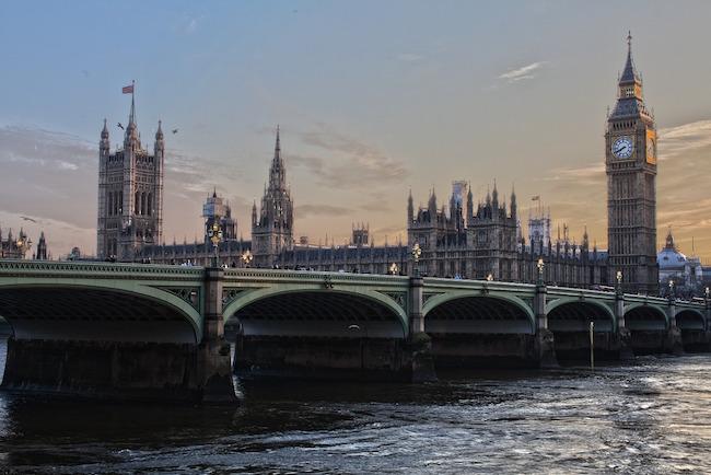 Visiter Londres en 3 jours : le parlement.