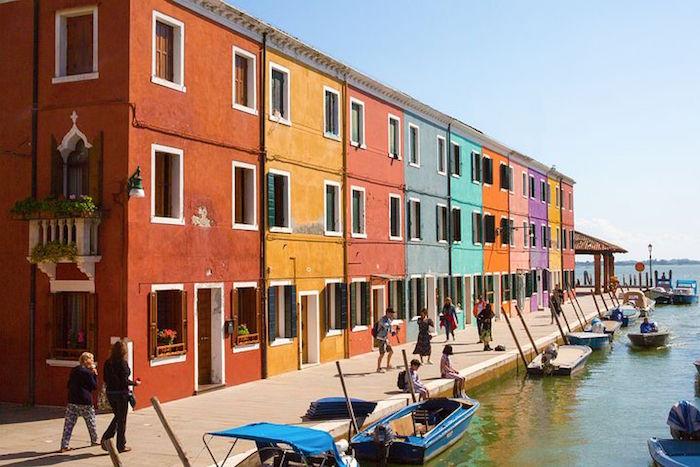 Que faire à Venise en 3 jours : Burano.