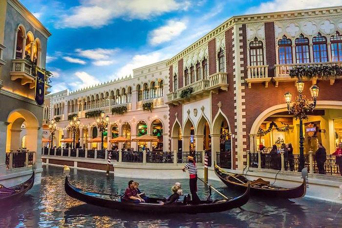 Où prendre une gondole à Venise, trajet.