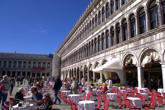 Que voir à Venise : trattoria.