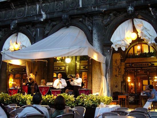 Visiter Venise en 2 jours, les repas.