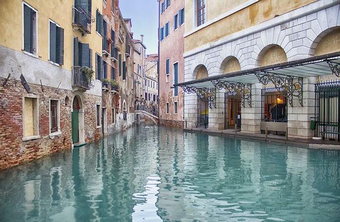 Que voir à Venise : le canal.