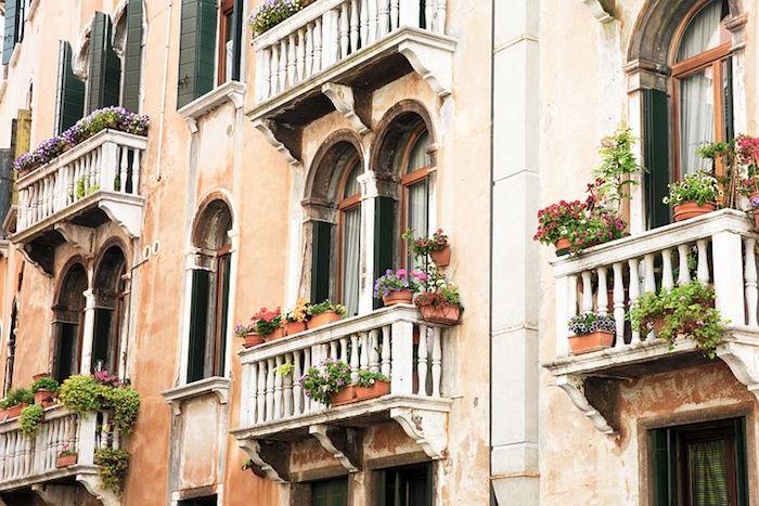 Que voir à Venise : l'architecture.
