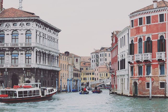Que faire à Venise en 3 jours : le canal.